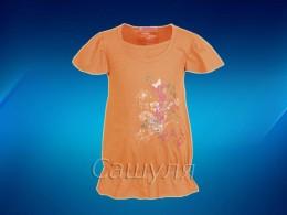 Футболка для девочки (Mariquita 40050)