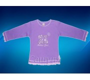 Кофточка для девочки (Makoma 5021-4)