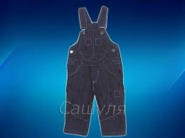 Комбинезон джинсовый (Одягайко 1327)