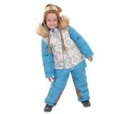 Зимний комплект для девочки (Люксик 120705)