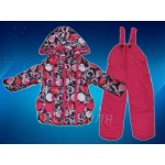 Зимний комплект для девочки (Одягайко 2188-2)