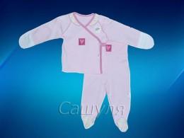 Комплект для новорожденного (Смил 101103-2)