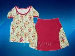 Комплект для девочки (Смил 104067-1)