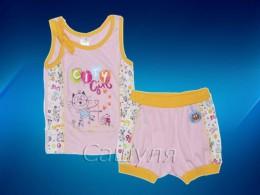 Комплект для девочки (Смил 110302)
