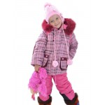 Зимний комплект для девочки (Люксик 420701)