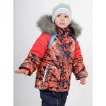 Зимний комплект для мальчика (Люксик 420702)