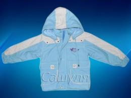 Куртка демисезонная для мальчика (Одягайко 2038)