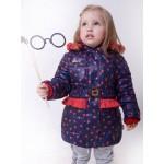 Куртка для девочки (Люксик 110104)