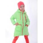 Куртка для девочки (Люксик 110103)