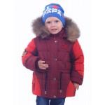 Зимняя куртка для мальчика (Люксик 220103)