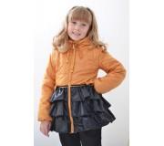 Демисезонная куртка для девочки (Люксик м139)