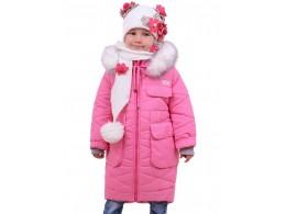 Зимняя куртка для девочки (Люксик 120207)