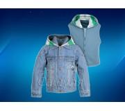 Куртка джинсовая (Mariquita 52113)
