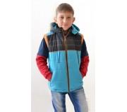 Куртка-жилет для мальчика (Люксик 210925)