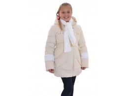 Зимнее пальто для девочки (Люксик 120106)