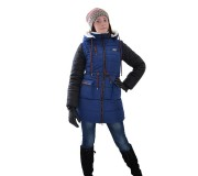 Пальто для девочки (Люксик 120203)