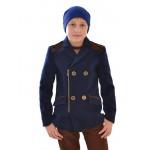Пальто для мальчика (Люксик 210228)