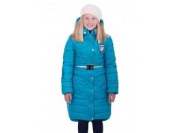 Зимнее пальто для девочки (Люксик 120201)