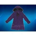 Пальто для девочки (Одягайко 2121)