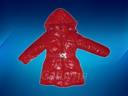 Пальто для девочки (Одягайко 2237)