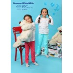 Пижама для девочки (Овен Малышка)