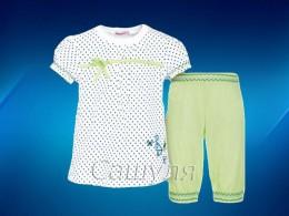 Пижама для девочки (Mariquita 48002)