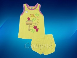 Пижама для девочки (Смил 104093)