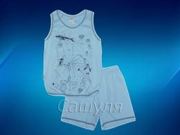 Пижама для мальчика (Смил 104095-1)