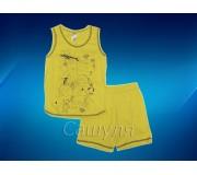 Пижама для мальчика (Смил 104095-2)