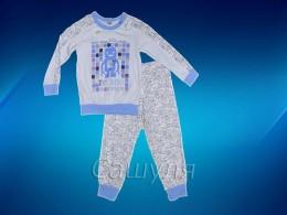 Пижама для мальчика (Смил 104124-2)