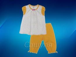 Пижама для девочки (Смил 104130-2)