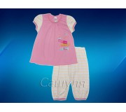 Пижама для девочки (Смил 104131-2)