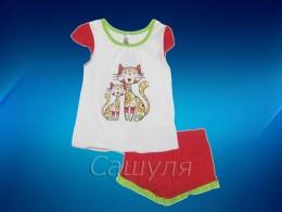 Пижама для девочки (Смил 104137)