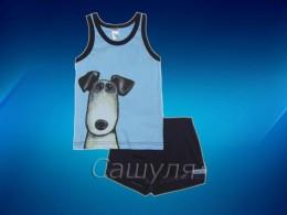 Пижама для мальчика (Смил 104138)