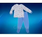 Пижама для мальчика (Смил 104202-1)