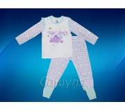 Пижама для девочки (Смил 104300-80)