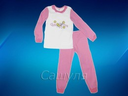 Пижама для девочки (Смил 104302-1)