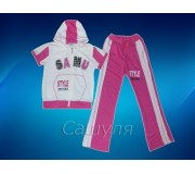 Спортивный костюм для девочки