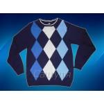 Вязаный свитер для мальчика (TopHat 14123)