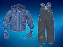 Термокомплект для мальчика (Mariquita 52238)